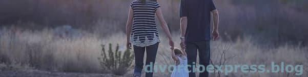Divorcios con hijos