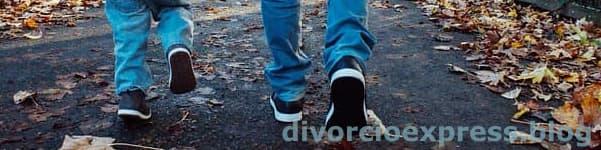 Divorcios express con un hijo